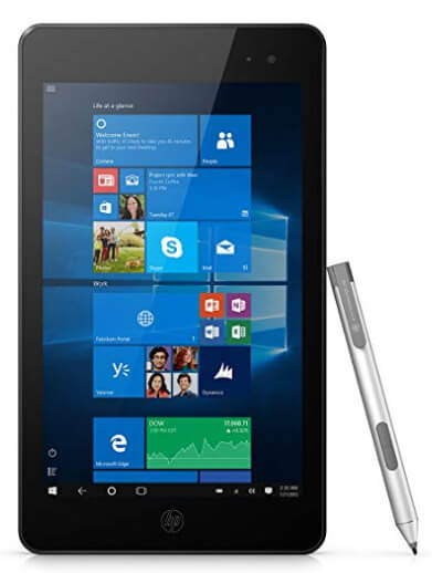 HP Envy 8 Note 5002