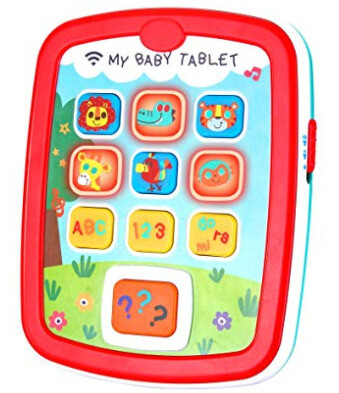 Infant Toys Baby Tablet