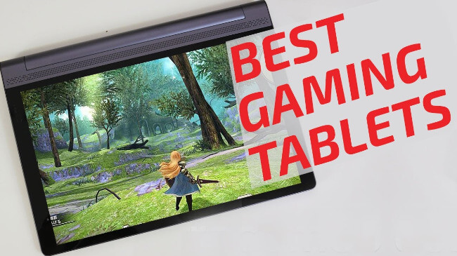 Top 10 Tablets For Gaming