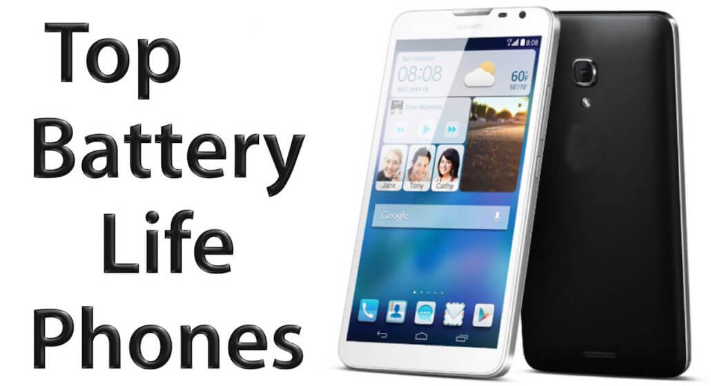 Top 10 Mobile Phones With Long Battery Life
