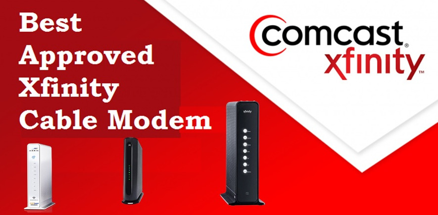Comcast Xfinity Compatible Modems