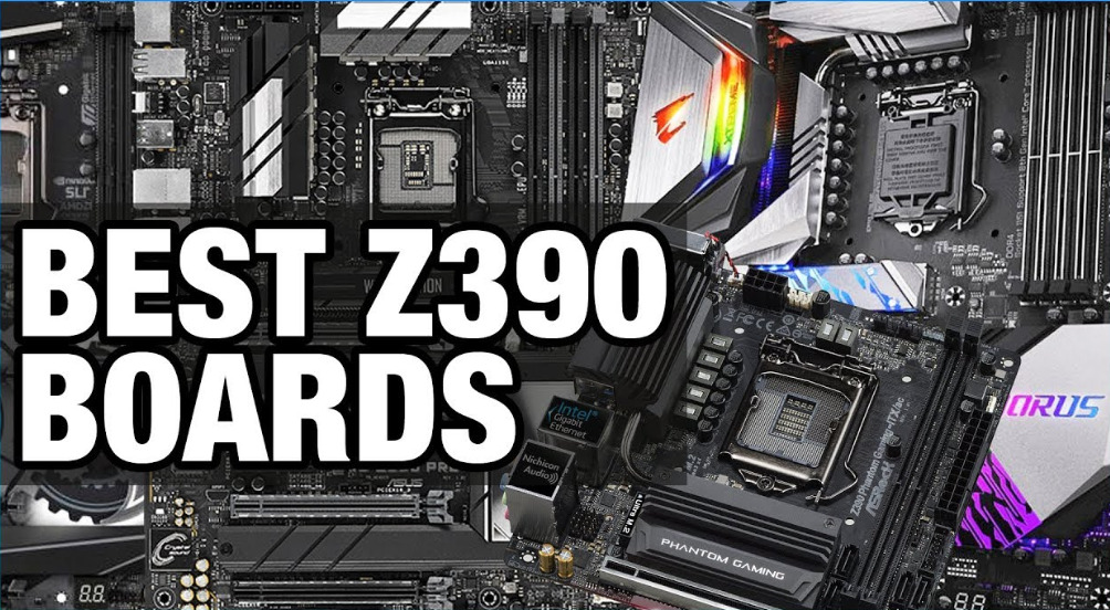 10 Best z390 Motherboard For Gaming In 2020